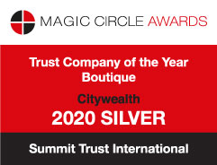 Trust Company of the Year Boutique Citywealth